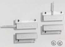 mini contact with leads and snap-off tabs