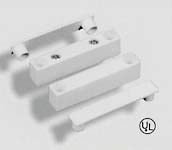 surface mount magnetic contact with covers