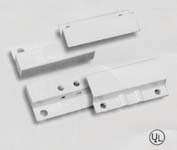 mini contact with terminals, covers and snap-off tabs