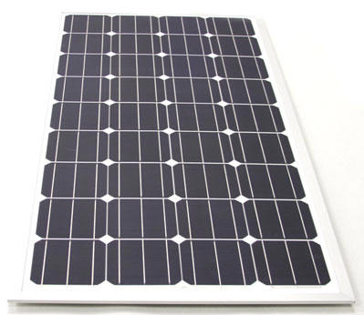 150W Solar Panel Non No Glass Lightweight Impact Resistance Low Glare