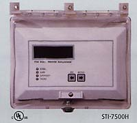 This horizontal unit accommodates larger burglar alarm modules, fire alarm control panels and exterior fire system annunciators.