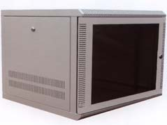 wall mount cabinet server enclosure removable sides panels
