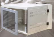 wall mount enclosure server swing out design quest manufacturing