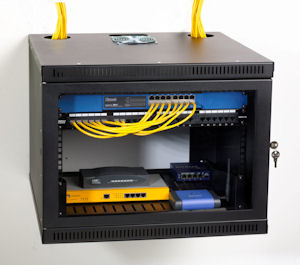 and wall mount network computer rack enclosure enclosures and cabinets