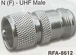 n connector to uhf male